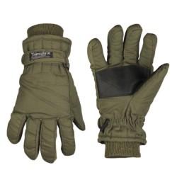 Thinsulate зимние перчатки, О.Д. зеленый