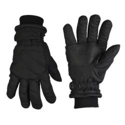 Thinsulate зимние перчатки, черный