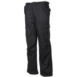 U.S. välipüksid M65 (field pants), original, must