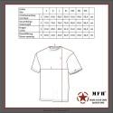 US футболка, в классическом стиле, HDT camo grey