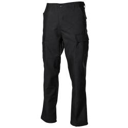 U.S. BDU välipüksid (field pants), must