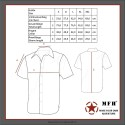 Outdoor Shirt, short sleeves, black