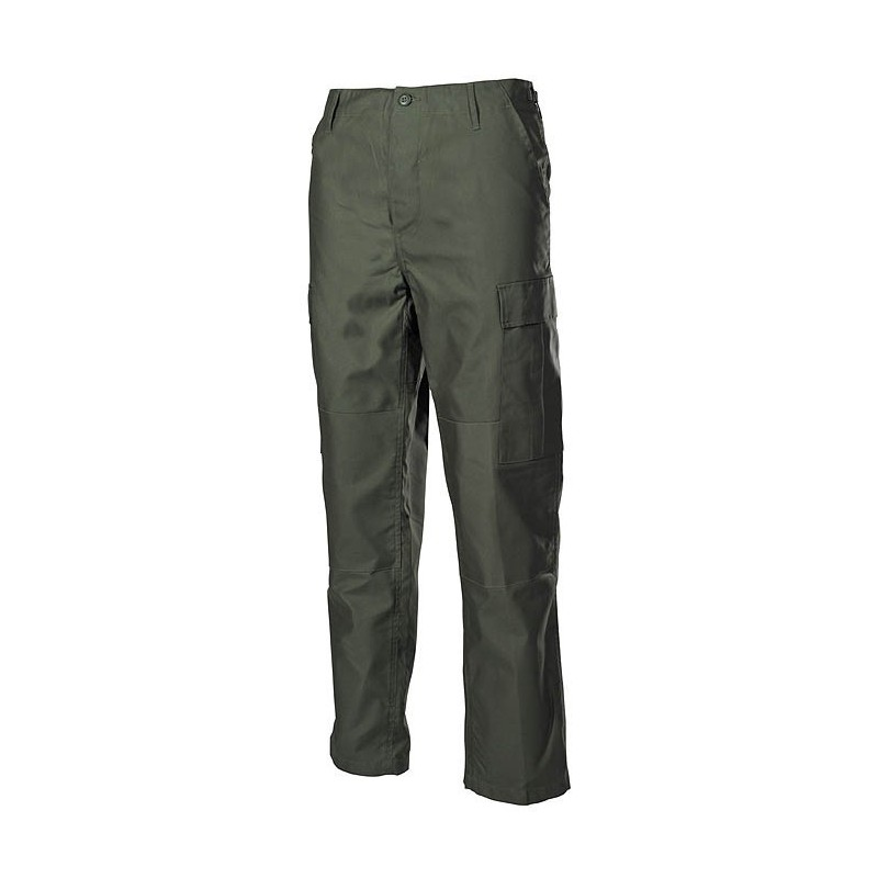 US BDU Field Pants, OD green