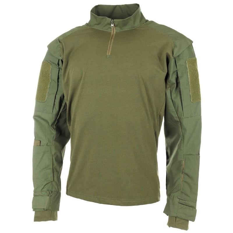 US Tactical Shirt, OD green