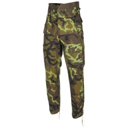 CZ Field Pants, lined, M 95 camo