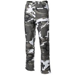U.S. BDU välipüksid (field pants), urban laik