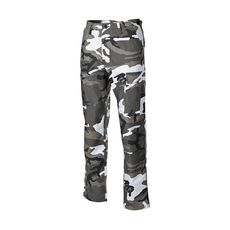 U.S. BDU välipüksid (field pants), urban