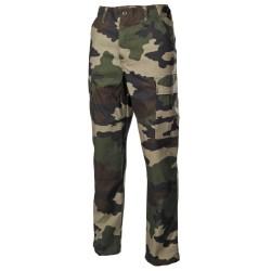 US BDU Field Pants, Rip Stop, CCE-camo