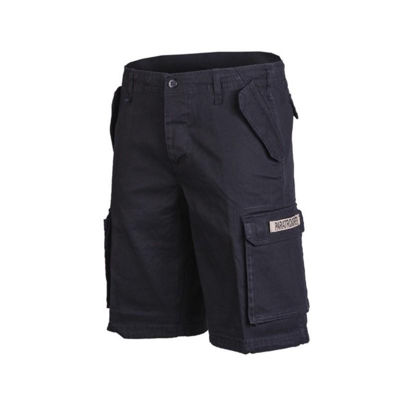 Paratrooper shorts, black