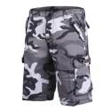 Paratrooper shorts, urban