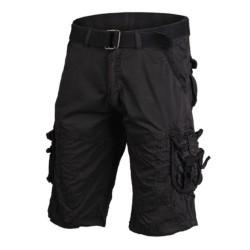 Vintage survival shorts, black