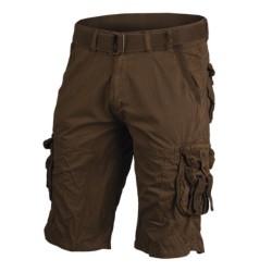 Vintage survival shorts, coyote