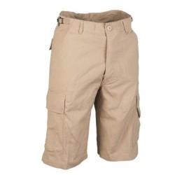 США бермуды брюки цвета хаки, в предварительно промытую