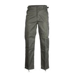 US BDU style field pants, od green