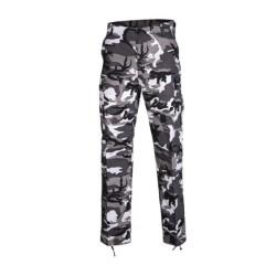 US BDU style field pants, urban camo