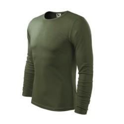 Adler FIT-T Long sleeve shirt, green