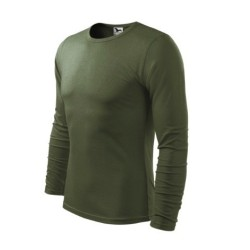 Adler FIT-T Рубашка с длинным рукавом, зеленый