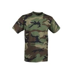 Helikon Classic T-shirt, US woodland