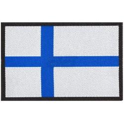 """Clawgear Textile patch, """"Finnish flag"""""""