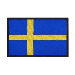 """Clawgear Textile patch, """"Swedish flag"""""""