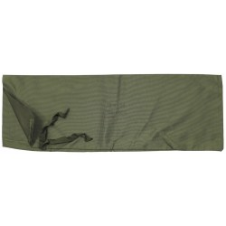 British transport bag, 83 x 29 cm, olive green