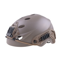 FMA SFR Tactical helmet, dark earth