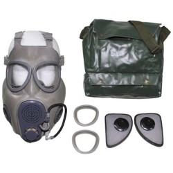 "CZ Gas Mask ""M 10M"", grey"
