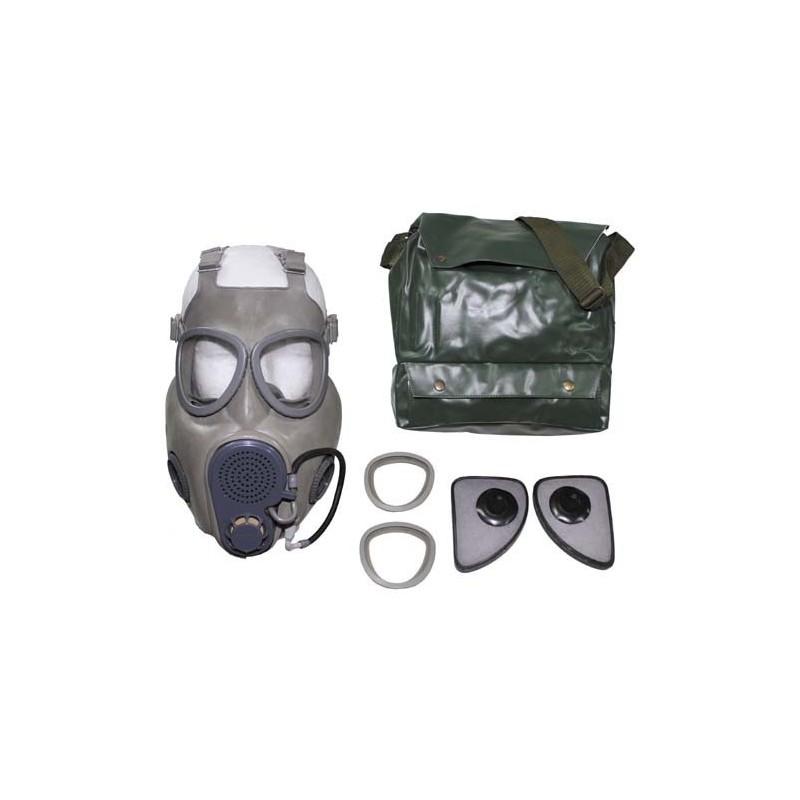 "CZ Gas Mask ""M 10M"", серая"
