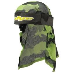 Dye Head Wrap, головной платок, Bomber Gry/Lime