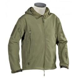 AB Delta Tactical Softshell jacket, olive green