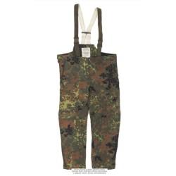 Bundeswehr Goretex Pants, flecktarn