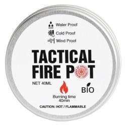 Tactical Fire pot 40ml, гелевое топливо