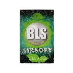 BLS Perfect BIO airsoft pellets (BB-s) 0,23g, 1kg