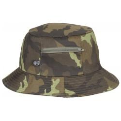 Fisher Hat, Typ 95 CZ camo, small side pocket