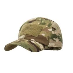 Helikon BBC cap, nokamüts takjakinnitustega, Multicam®