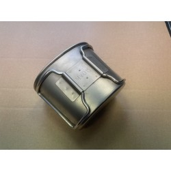 Danish army Mug, stainless steel, folding handles