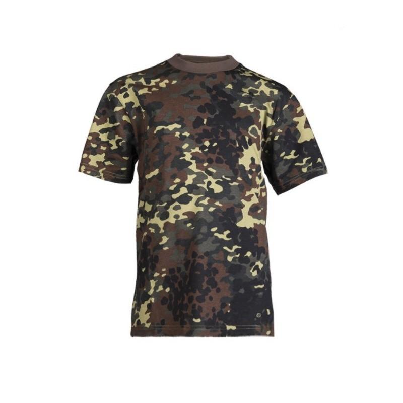 Children T-shirt - flecktarn