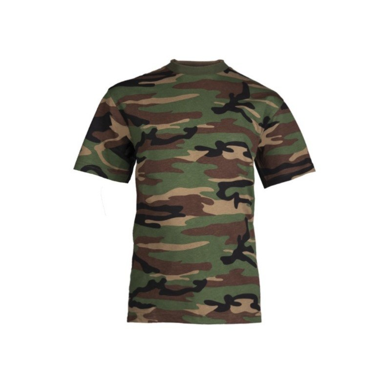 Children T-shirt - woodland