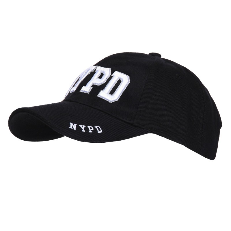 "Fostex Nokamüts ""NYPD"", reguleeritav, must"