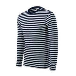 Рубашка с длинным рукавом в синюю полоску Malfini Sailor