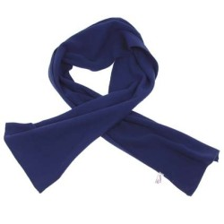 Fleece Scarf, blue