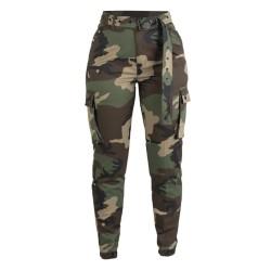 Mil-tec- Women Army pants, woodland camo