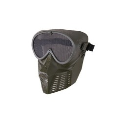 Transformers mask, oliivroheline