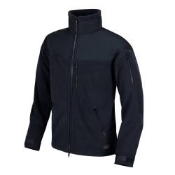 Helikon Classic Army fleece jacket, black