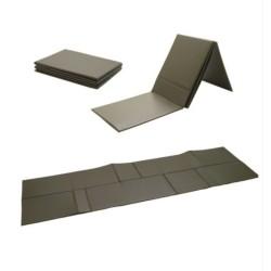 Mil-tec German foldable Sleeping Pad, olive green