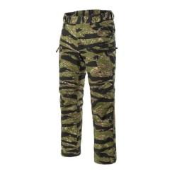 Helikon Urban Tactical pants (UTP), Polycotton Stretch, Tiger stripe