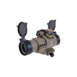 Theta Optics Battle Reflex Sight Replica, tan