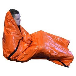 BCB - Bad Weather bag, orange