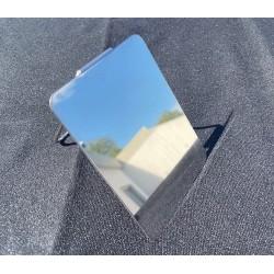 Italian camping mirror