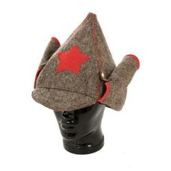 Soviet hat Budenovka, like new